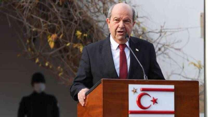 GKRY, KKTC Cumhurbaşkanı Tatar'ın Kıbrıs Cumhuriyeti pasaportunu iptal etti