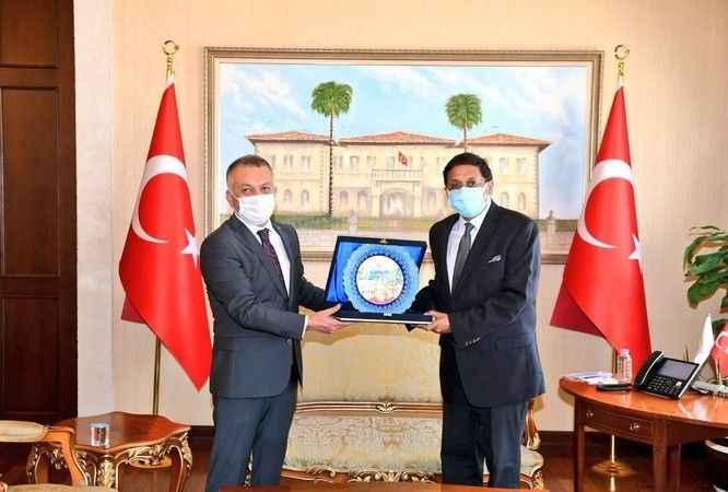 Vali Yazıcı: 'Antalya için Hint düğünleri önemli'