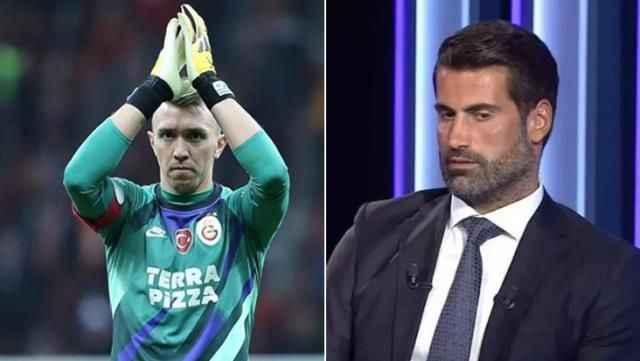 Volkan Demirel'den Galatasaraylı yıldıza övgü dolu sözler!
