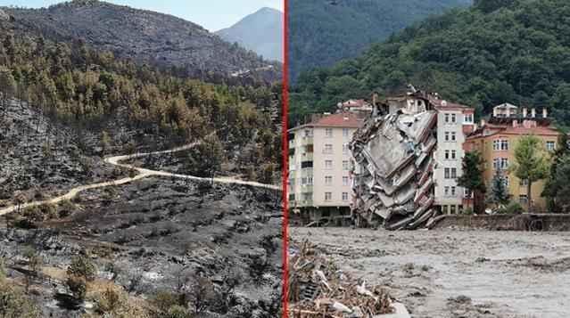 Antalya, Kastamonu ve Sinop'taki afet bölgeleri için acele kamulaştırma kararı!