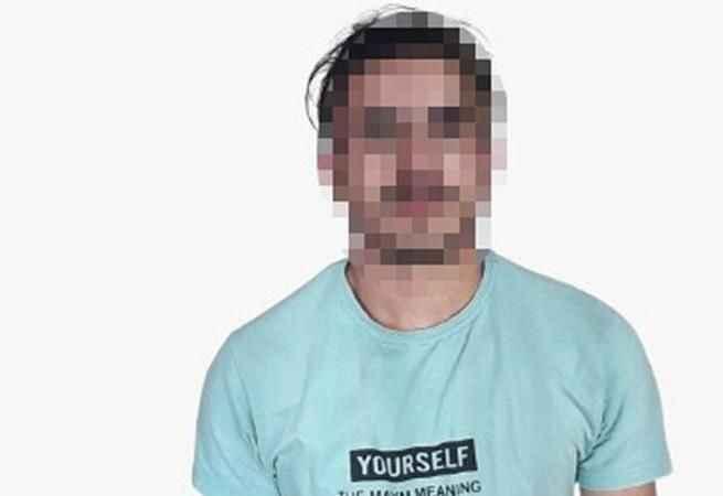 Sosyal medyada iğrenç yayın yapan Afgan uyruklu şahıs gözaltına alındı!