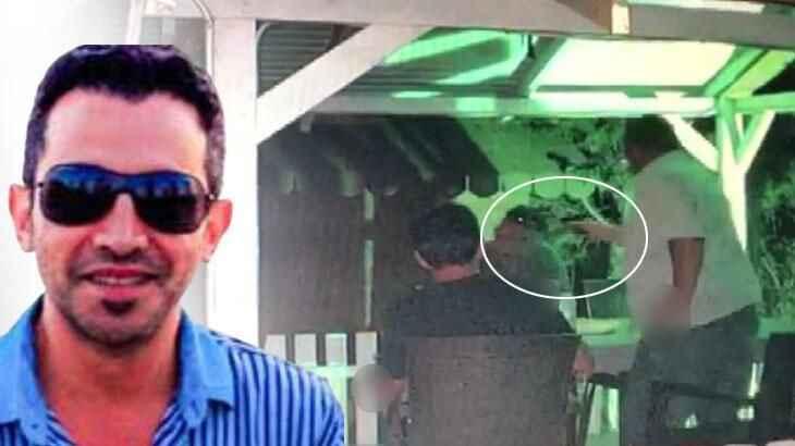Otelin ortasında korkunç cinayet! Otel sahibi kurşun yağdırdı