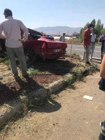 Korkunç trafik kazası! İki otomobilin çarpıştı: 2 ölü