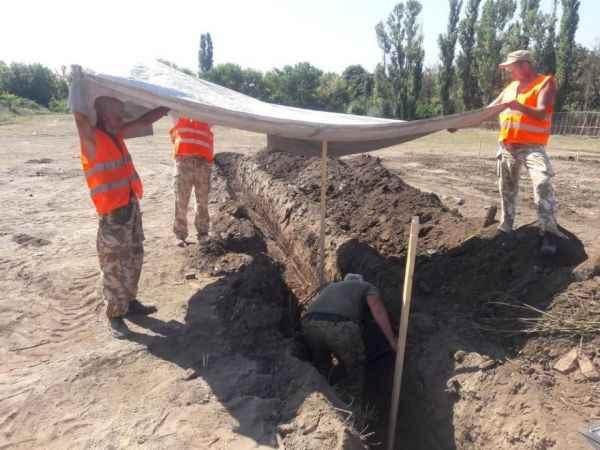 Ukrayna'da tarihin lekeleri ortaya çıktı! Stalin dönemine ait toplu mezar bulundu