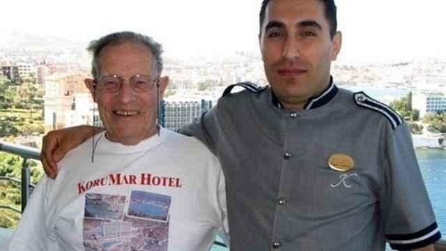 Otel çalışanlarının başına talih kuşu kondu! İngiliz turist mirasını bıraktı