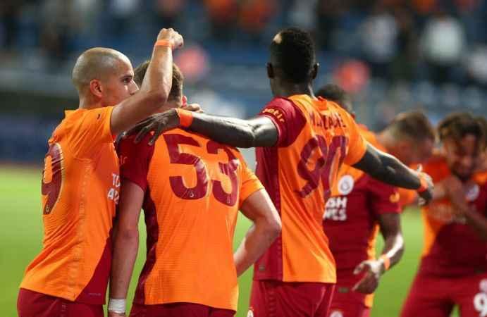 Galatasaray Avrupa'da gruplara kaldı