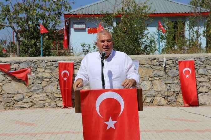 Gökbel yaylasında Mehmet Şahin rüzgarı