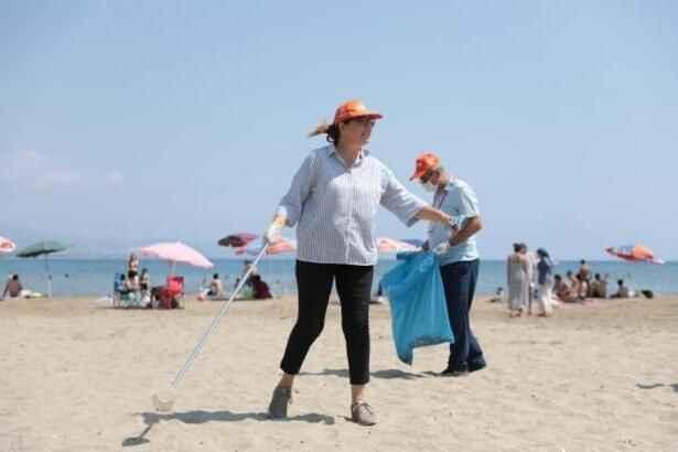 Deniz Çöpleri İzleme Programı Alanya'da uygulandı: İzmarit sayısı şoke etti