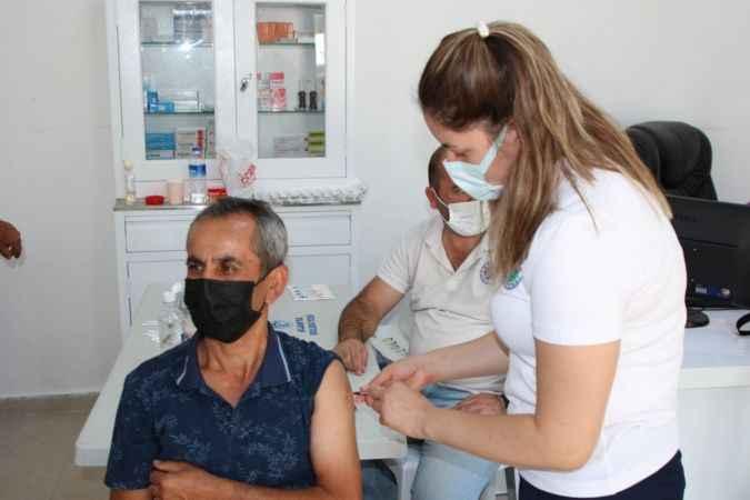 Alanya yaylalarındaki Mobil Aşı Merkezleri yoğun ilgi gördü!