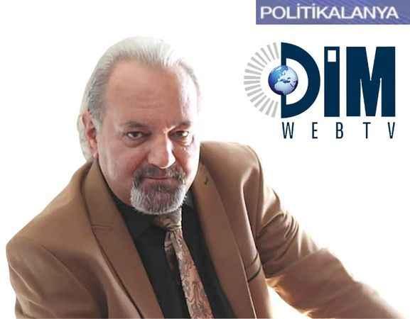 Politik Alanya'da İpbüker'in konuğu Fikret Arık olacak