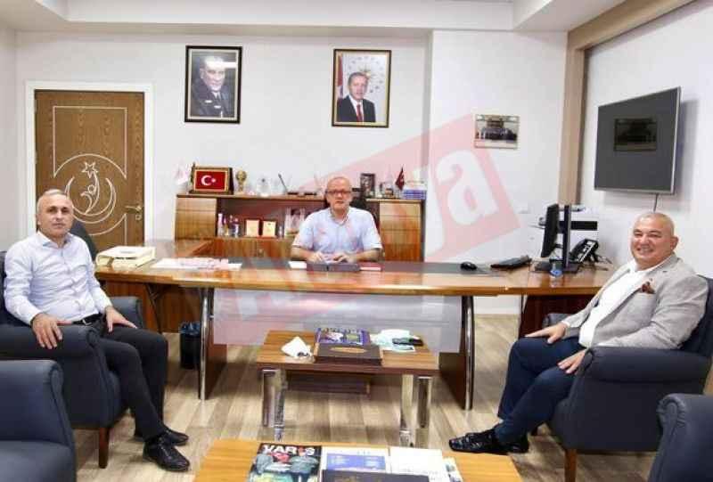 Başkan Şahin'den Antalya çıkarması