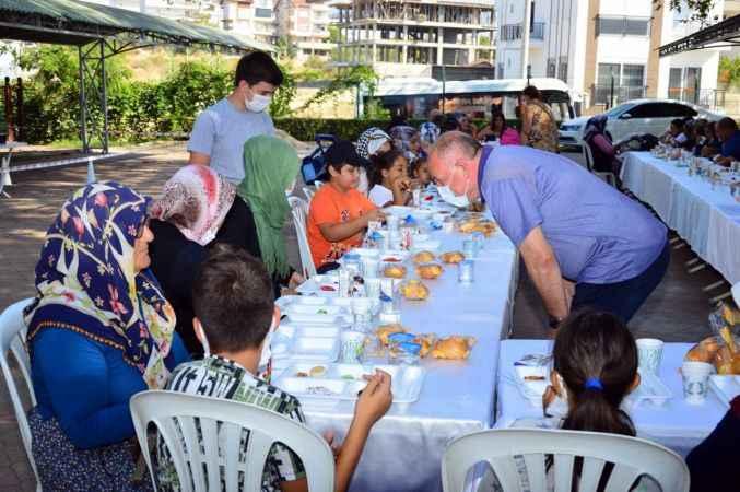 Manavgat'ta afetzede çocukların terapi eğitimleri devam ediyor