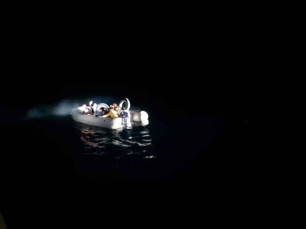 Yunan askerinin ittiği göçmenleri Türk Sahil Güvenlik ekpleri kurtardı!