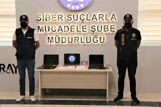 """Antalya merkezli 22 ilde eş zamanlı operasyon! """"Garanti kupon"""" şebekesine büyük darbe"""