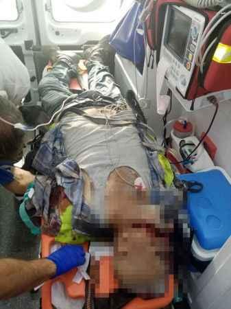 Feci iş kazasında çatıdan düşen işçi hayatını kaybetti