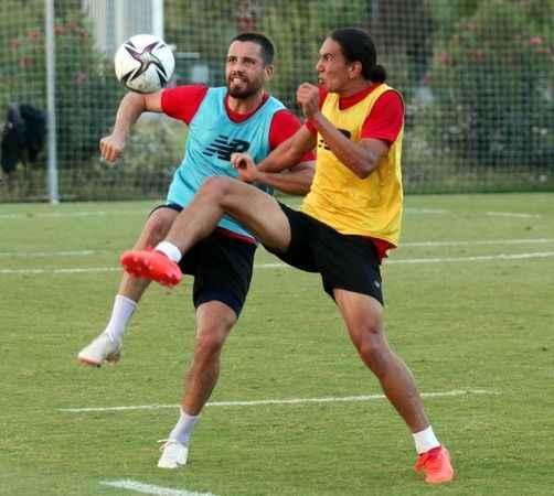 Antalya'da Beşiktaş hazırlığı