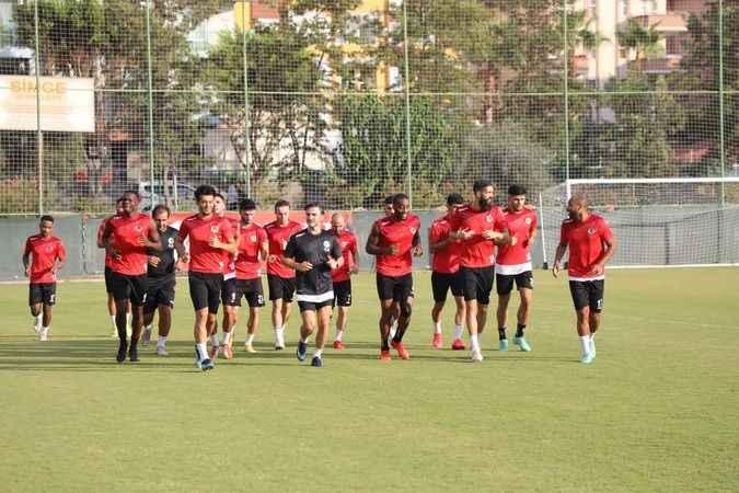 Alanyaspor'da Galatasaray mesaisi