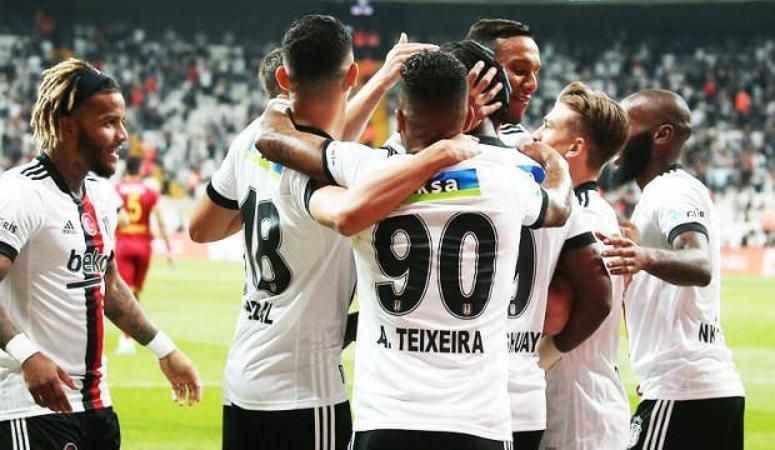 İşte Beşiktaş - Borussia Dortmund maçının ilk 11'leri!