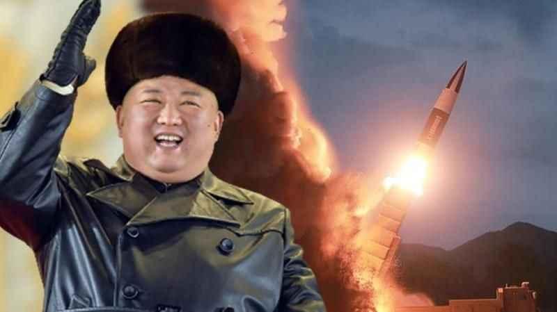 Dünya diken üstünde! Kuzey Kore lideri Kim Jong-Un düğmeye bastı, ne olduğu bilinmiyor