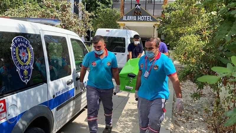 Alanya'da otel mutfağında korkunç ölüm! Elektrik akımına kapılan işçi hayatını kaybetti