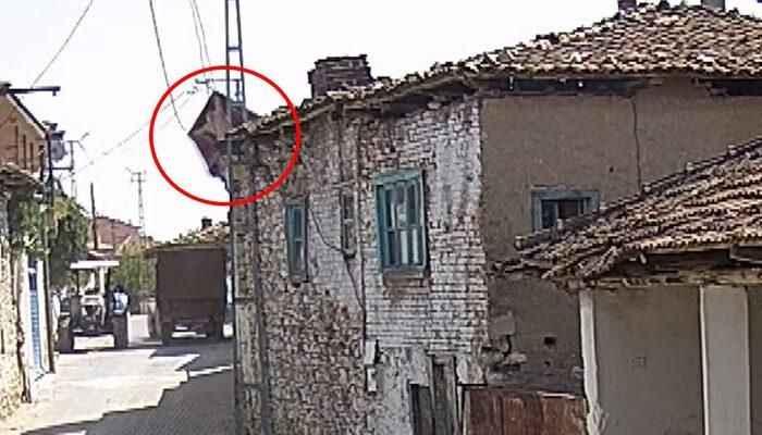 Korkunç ölüm! Tarhana sermek isterken terastan düşen yaşlı kadın hayatını kaybetti