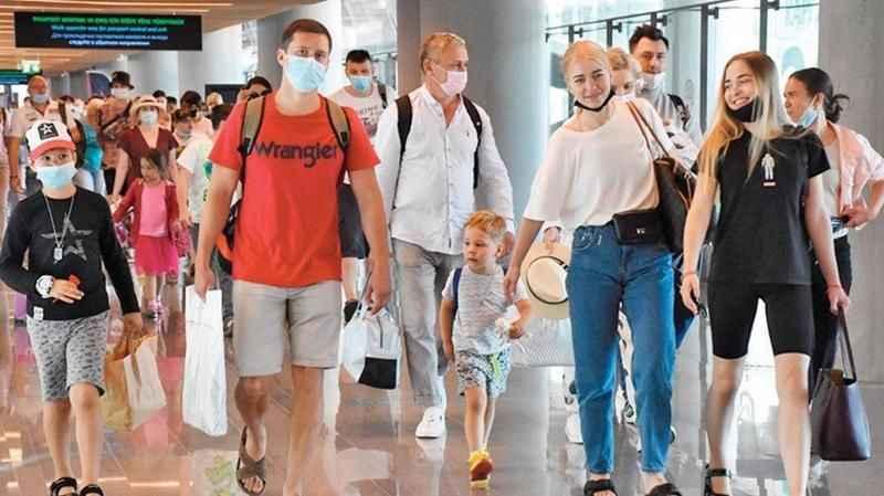 ATOR'dan Alanyalı turizmciyi rahatlatan Rus turist açıklaması