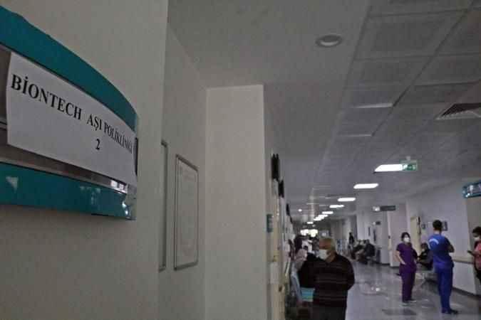 Antalya'da aşı hedefi yüzde 96