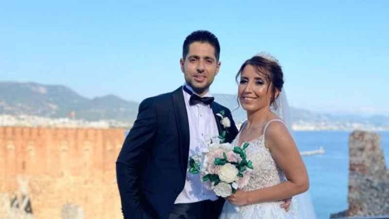 Alanya'da şık nikah