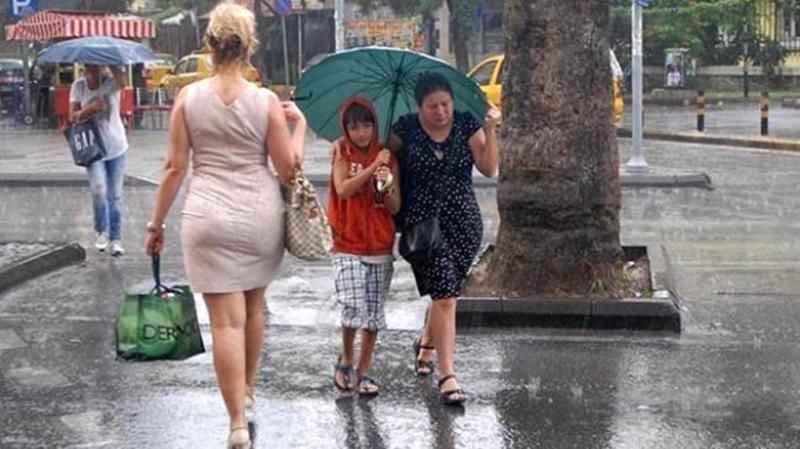 Meteoroloji uyardı! Yağış çok kuvvetli geliyor