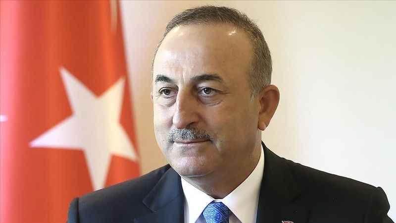 Alanyalı Bakan Çavuşoğlu, Bahreyn Dışişleri Bakanı Al Zayani ile görüştü