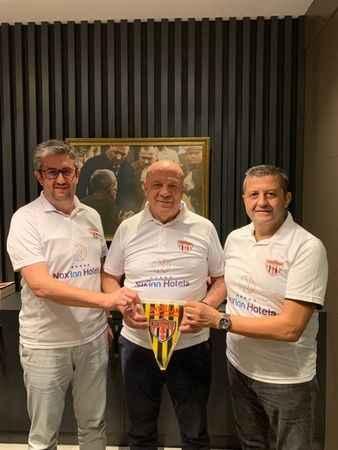 Noxinn'den Alanya futboluna destek