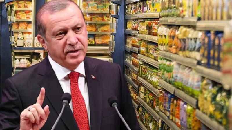 Cumhurbaşkanı Erdoğan'ın talimatı sonrası harekete geçildi! Fahiş fiyatlara karşı yeni sistem geliyor