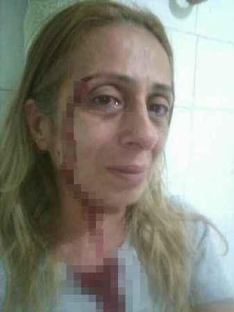 Uyuşturucu bağımlısı genç, annesi ve babaannesine dehşeti yaşattı