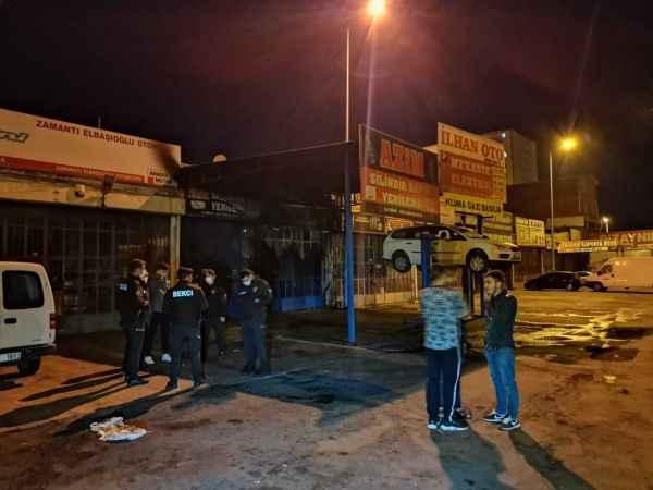 Oto elektrikçide LPG faciası! 1 kişi yaşamını kaybetti