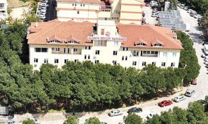 Bakanlık onayladı! Alanya'nın eski devlet hastanesi yıkılıyor
