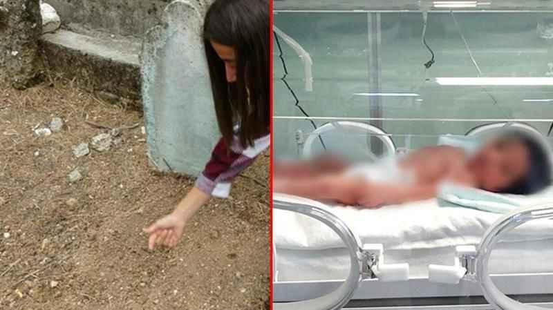 Acımasız anne ve anneanne tutuklandı!