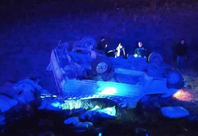Korkunç kaza: 7 kişi yaralandı