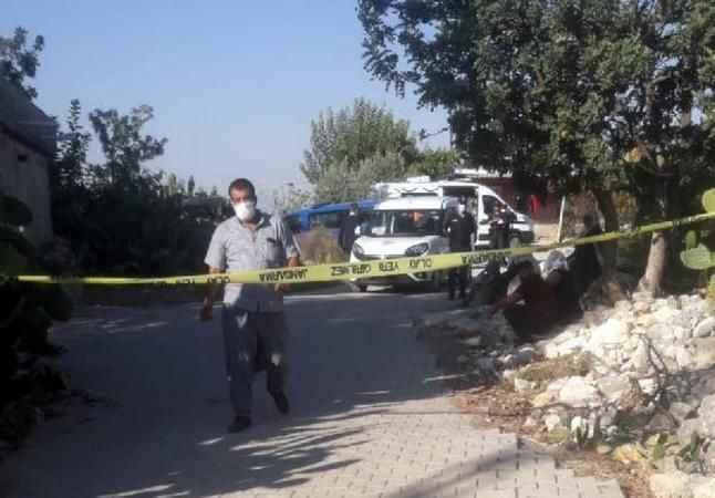 Aile içi vahşet! Yol yüzünden ağabeyi ve yeğenini pompalı tüfekle öldürdü!