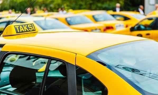 Taksilerle ilgili flaş açıklama! Ve başladı, ücretsiz olacak...
