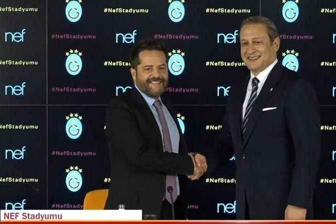 Resmen açıklandı! Galatasaray'ın stadının yeni ismi belli oldu