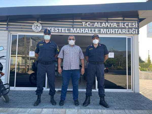 Alanya'da muz ve avokado hırsızlarına kötü haber!