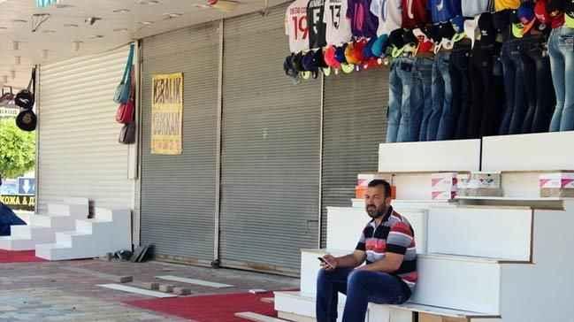 Borcu borçla kapatıyorlar: Alanya'da esnaf zorda!
