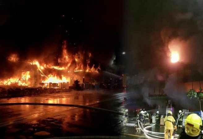 Ülkede yangın faciası: 14 ölü, 51 yaralı