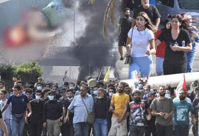 Ortalık karıştı! Göstericilere ateş açıldı