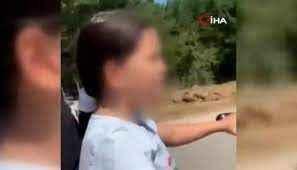 Küçük kızına motosiklet kullandırıp, sosyal medyada paylaşan babaya tepki