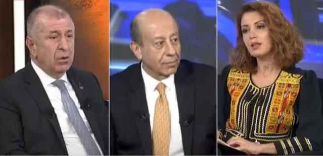 Ümit Özdağ'ın Nagehan Alçı'ya yönelik sözleri stüdyoda gerginlik yarattı!