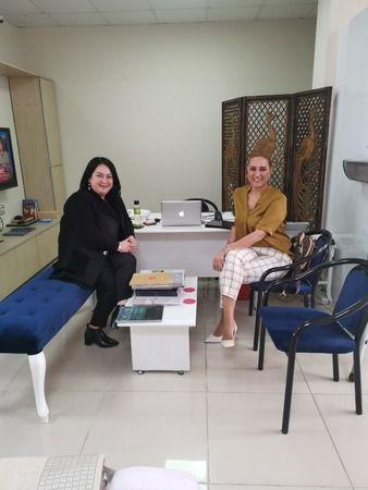 Körfez Ticaret Odası Kadın Girişimciler Kurulu üyesi  Fatoş Durak