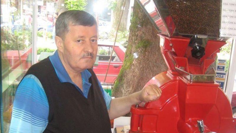 Kuru kahveci Mahmut Dilbaz vefat etti