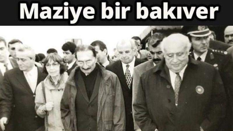 Hem Demirel, hem Ecevit