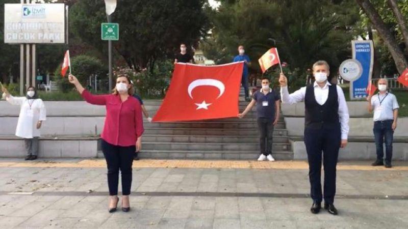 19.19'da Cumhuriyet Parkı